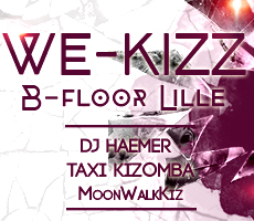 SOIREE KIZOMBA SEMBA AFRO HOUSE LILLE WE KIZZ