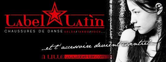 Label Latin - Chaussures de danse