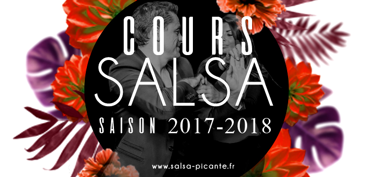 COURS SALSA MARS 2018